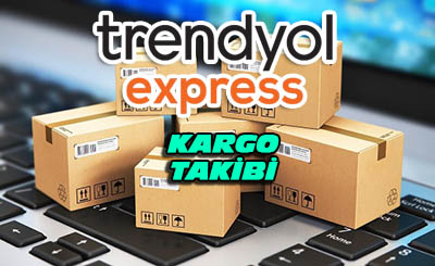 Trendyol Express kargo takibi
