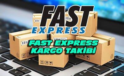 Fast Express kargo takibi